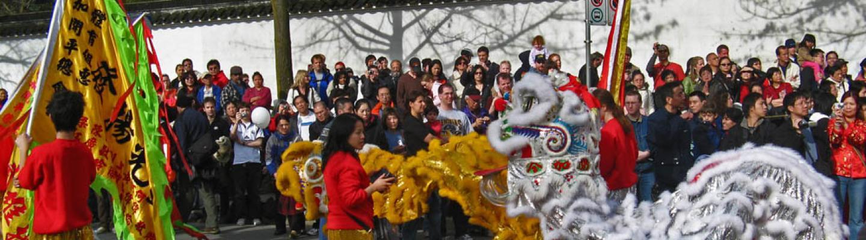Chinees New Year New York