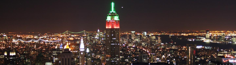 Empire State Building Observatiedek