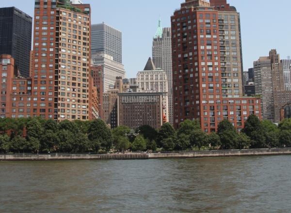 Battery Park New York