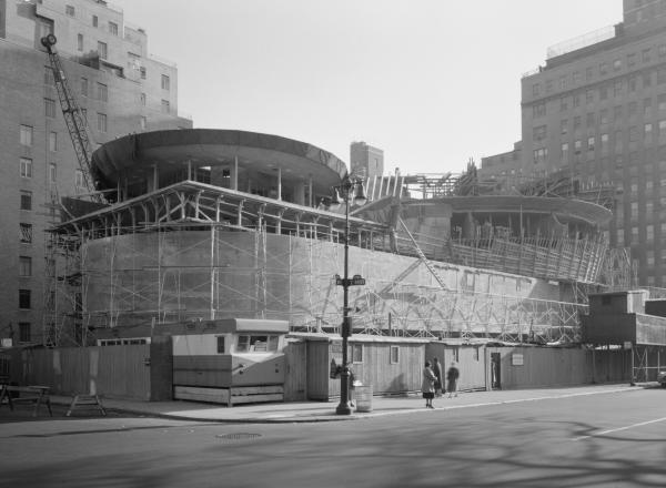 Guggenheim Museum New York (in aanbouw)