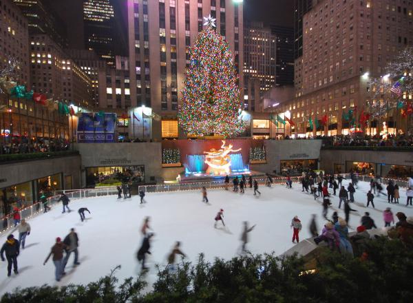 Kerst New York