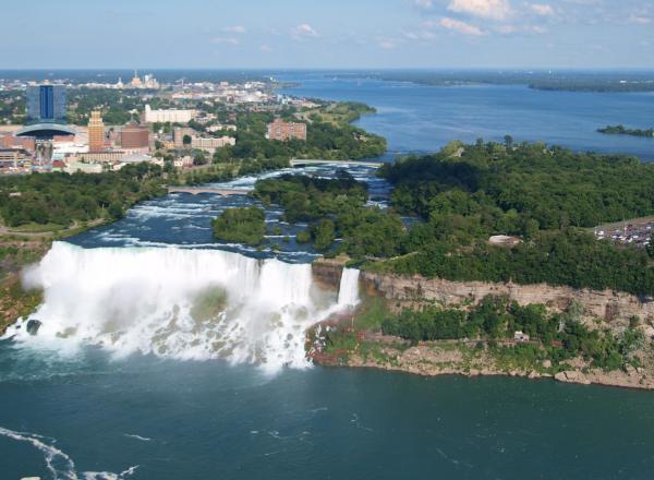 New York Dagtrip Niagarawatervallen