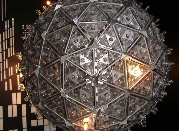 Oud en Nieuw New York Times Square